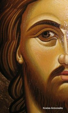 374110_4317320744399_104714749_n Byzantine Icons, Mona Lisa, Portrait, Artwork, Art Work, Work Of Art, Headshot Photography, Auguste Rodin Artwork, Men Portrait