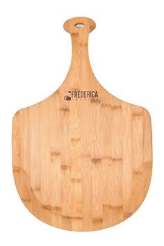 Collection: This beautiful bamboo pizza peel and cutting board is part of our premium bamboo collection, featuring other products and accessories made from natural bamboo, including magnetic knife str