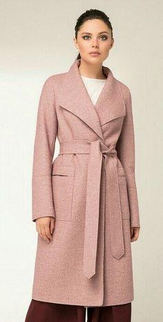 Chic Women's Winter Lapel Wool Blend Jacket Long Coat Warm Fur Sleeve Outerwear Hijab Fashion, Fashion Outfits, Langer Mantel, Mein Style, Vest Outfits, Men's Coats And Jackets, Coats For Women, Blazers, Winter Fashion