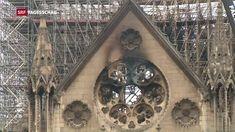 Notre-Dame nach dem Brand - «Grosser Regenschirm» für die beschädigte Kathedrale - News - SRF