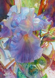 Jeannie Vodden: Watercolors