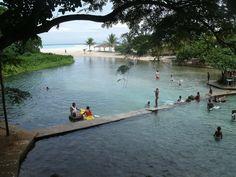 Playa y Río Los Patos, Barahona, R.D.
