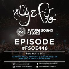 """Check out """"Aly  Fila - Future Sound of Egypt 446 (30.05.2016)"""" by Trance Family Global on Mixcloud"""