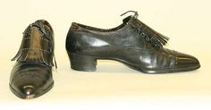 Chaussures 1915-1920
