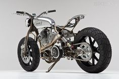 Achuma, Custom Bike. If you don't think this is cool, than you're dead inside. Clearly.