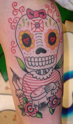 Crafty Sugar Skull