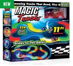 Buy Magic Tracks Starter Set at Argos.co.uk, visit Argos.co.uk to shop online for Toy cars, vehicles and sets, Toy cars, trains, boats and planes, Toys