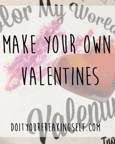 DIY Valentines with your kids - Melted crayon hearts - Doityourfreakingself.com  #kidscrafts #crafts #DIY #valentines #crayons #meltedcrayons #hearts #schoolvalentines #doityourself #makeityourself