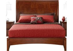 Shop for a Danielle 3 Pc Queen Bed at Rooms To Go. Find Queen Beds that will look great in your home and complement the rest of your furniture.