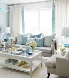 House of Turquoise: Olivia Lauren Design de Interiores