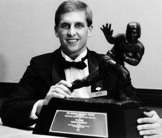 Ranking the best season by a quarterback in BYU history Byu Sports, John Bytheway, Ncaa College Football, Football Players, Heisman Trophy, Brigham Young University, People Having Fun, Sport Icon