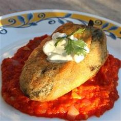Chile Rellenos Allrecipes.com