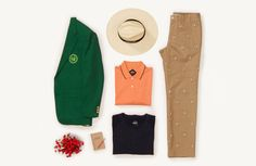 In Honor of The Masters: How to Wear a Green Jacket