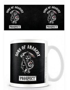 Taza Sons of Anarchy, Prospect  Taza basada en la serie de tv Sons of Anarchy.