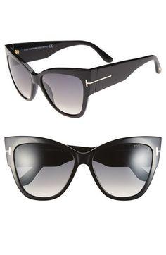 e88b7b5edd4 Tom Ford  Anoushka  57mm Gradient Sunglasses