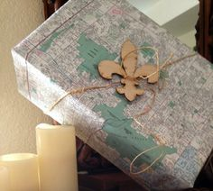 use a map to wrap