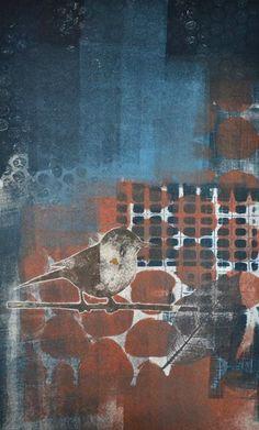 Bird #2 by Ruby Silvious www.rubysilvious.com