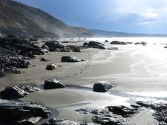 Tregardock Beach - North Cornwall