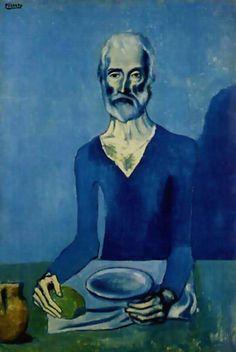 etapa azul de Picasso