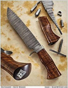 David Wesner Custom Knife