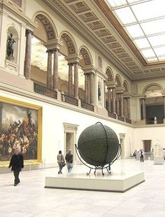 Royal Museum of Fine Arts, top 10 things to do in Brussels