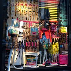@bergdorfs window at #NYC! #inspiration #fashion #trends