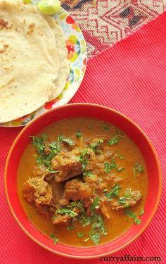 Konkani Mutton Curry …