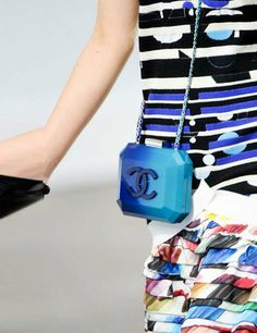 Chanel, Paris Fashion Week SS14 Collection