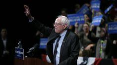 Michigan called for Bernie Sanders