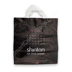 Take away plastic carrier bags have reinforced handles made from thick polythene and are welded inside the bag, which provide extra strength to accomodate take aways bags . Plastic Carrier Bags, Bags Uk, Wholesale Bags, Strength, Prints, Plastic Bags, Printmaking, Electric Power