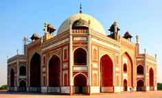 Humayuns Tomb in India