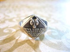 Vintage Sterling Silver BOY SCOUT CUBS Ring by charmingellie, $38.00