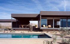 The Desert House designed by Marmol Radziner architects