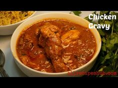 Chicken Gravy without Coconut - All Recipes Hub