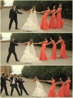 Cute picture idea. :)