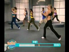 Turbo Jam Cardio Party Mix2 - YouTube omg I loved this one!!