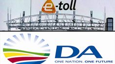 E-tolls will have sharp negative impact on the poor: DA:Thursday 9 October 2014