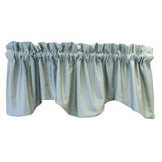 Allen & Roth L Blue Florence Tapered Valance (at Lowes)