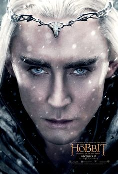 Battle of Five Armies Thranduil