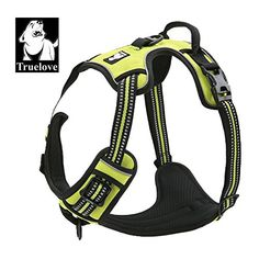 Best Front Range No-Pull Dog Harness. 3M Reflective Outdoor Adventure Pet Vest with Handle. 3 Stylish Colors and 5 Sizes. * Review more details here : Harnesses for dogs