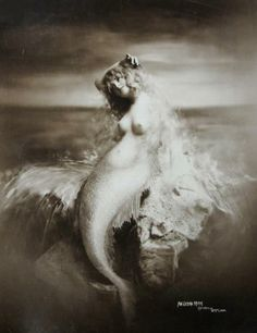 Zeigfield Mermaid circa 1896