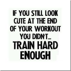 If your face isn't pouring down in sweat and your face isn't red  You didn't workout hard enough  #girlproblems
