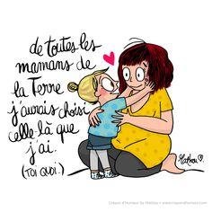 CDH: Bonne fête Maman