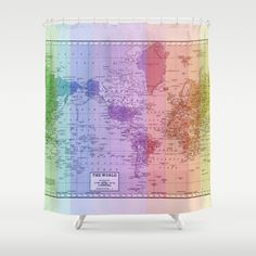California surf map shower curtain local motion by mapology map california surf map shower curtain local motion by mapology map ology and travel decor pinterest surf maps shower rod and coastal style sciox Gallery
