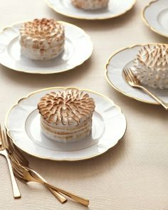 Meyer Lemon Sorbet Baked Alaska Recipes — Dishmaps