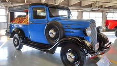 1936 Chevrolet Canopy Delivery