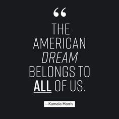 "Growing Up Gupta  Nikita on Instagram: """"The American dream belongs to all of us."" ~Vice President Kamala Harris #madamvicepresident #blackhistory #womenshistory #blindian"" Kamala Harris, Vice President, Teaching Kids, Black History, Growing Up, Presidents, American, Instagram, Kids Learning"
