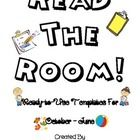 Students love 'read the room center'- it gives them a chance to move about the room while reading and writing!This Pack Includes:* 8 'Read the...