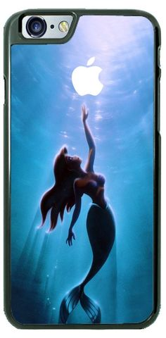 Mermaid Reaching Apple Phone Case/cover For Iphone Samsung Lg Htc Sony… Disney Phone Cases, Iphone 6 Cases, Diy Phone Case, Cute Phone Cases, Phone Covers, Accessoires Iphone, Coque Iphone 6, Cool Cases, Iphone Accessories
