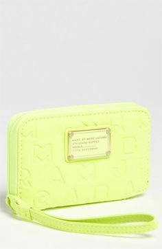 MARC BY MARC JACOBS 'Dreamy - Wingman' iPhone Wallet available at Nordstrom.....yes, yes & yes